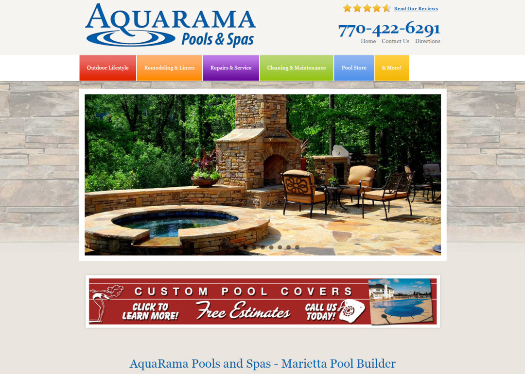 AquaRama Pools And Spas