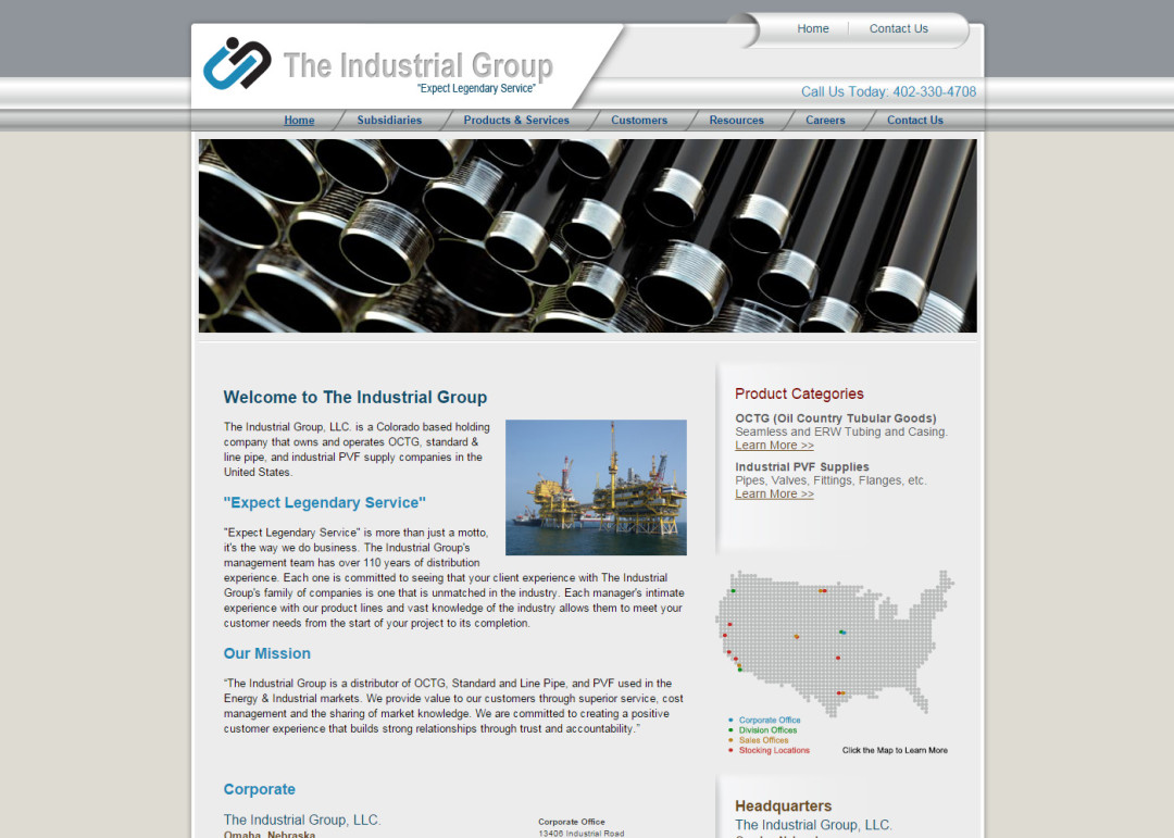 The Industrial Group