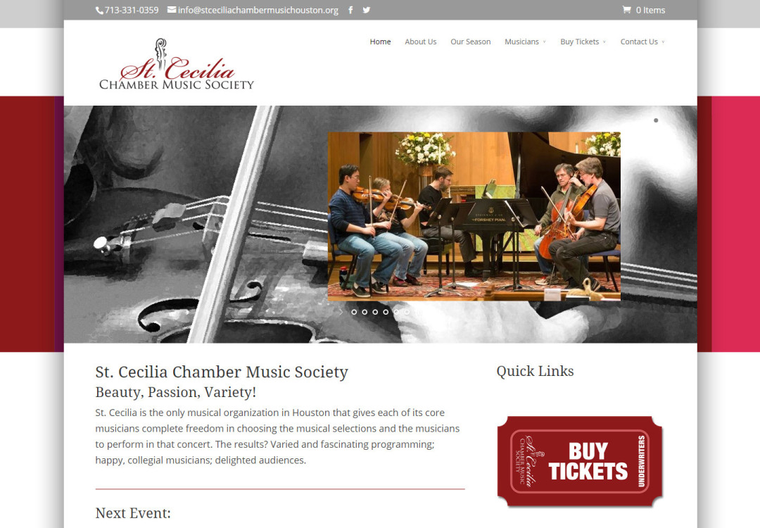 St Cecilia Chamber Music Society